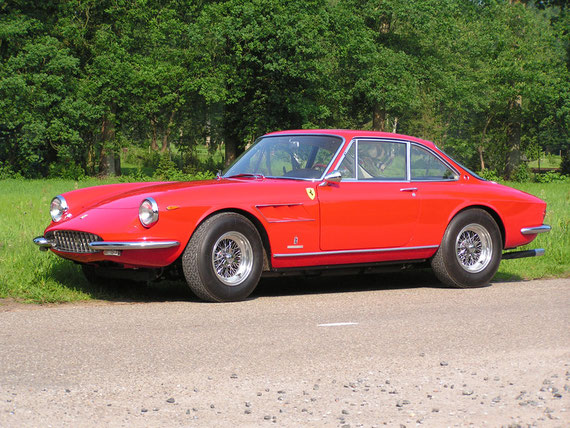 Ferrari 330 GTC -by AliDarNic