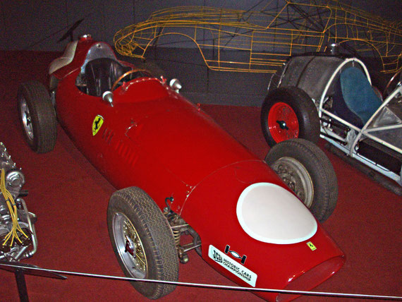 Ferrari 625 '57 New Zealand - by Alidarnic