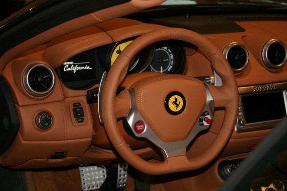 Ferrari California - by Alidarnic