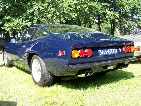 Ferrari 365 GTC-4 - by AliDarNic