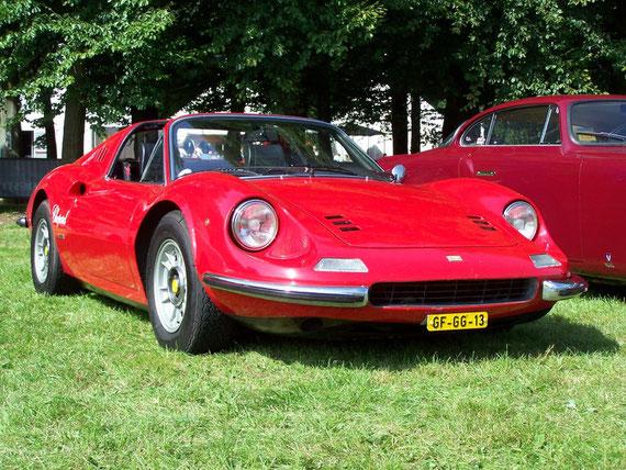 Ferrari 246 Dino GTS -by AliDarNic