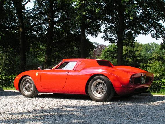 Ferrari 250 LM - by Alidarnic