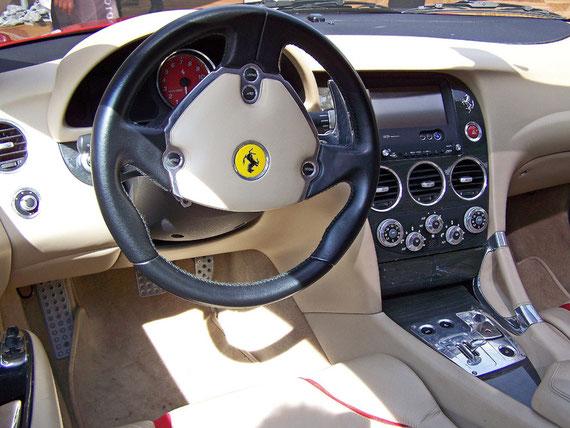 Ferrari GG50 (concept) - by Alidarnic
