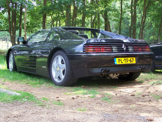 Ferrari 348 ts - by AliDarNic