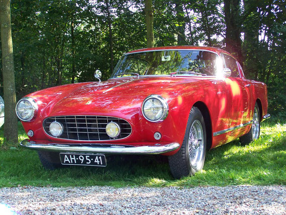 Ferrari 250 GT Boano Coupé - by AliDarNic