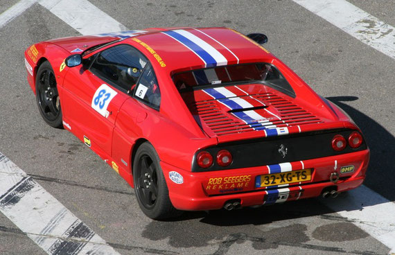 Ferrari F355 Challenge - by Alidarnic