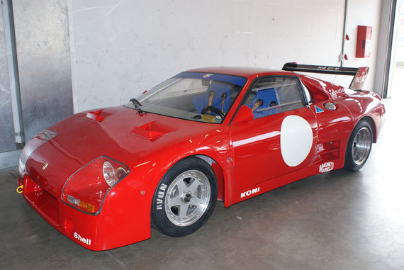 Ferrari 308 GT-M - by Alidarnic (Modena Trackdays 2009)