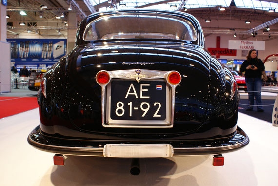 Ferrari 166 Inter Touring Coupé - by AliDarNic @ Motorshow Essen 2009