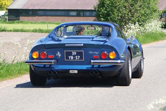 Ferrari 246 Dino GTS - by AliDarNic