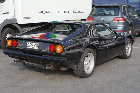 Ferrari 308 GTS -by AliDarNic (Modena Trackdays 2009)