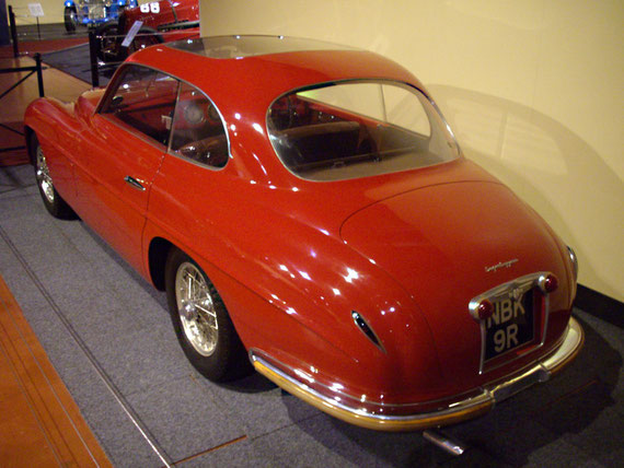 Ferrari 166 Inter Touring Coupé -by AliDarNic