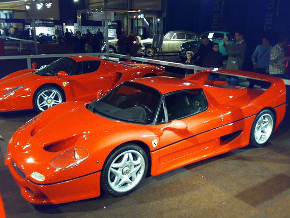 Ferrari F50 - by Alidarnic