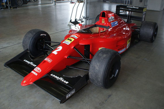 Ferrari 641 '90 - by Alidarnic (Modena Trackdays 2009)