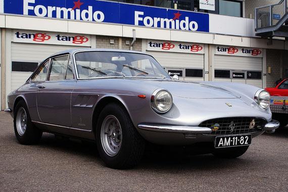 Ferrari 330 GTC - by AliDarNic