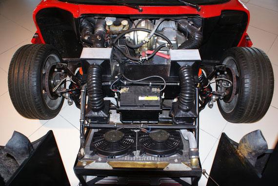 Ferrari 288 GTO Evoluzione - by Alidarnic