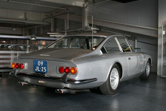 Ferrari 365 GT 2+2 - by AliDarNic