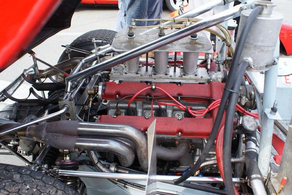 Ferrari P271 Dino-Gipsy '71 - by Alidarnic (Modena Trackdays 2009)