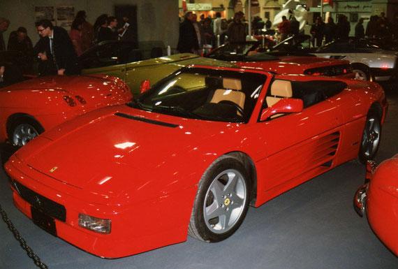 Ferrari 348 Spyder -by AliDarNic