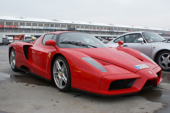 Ferrari Enzo - by Alidarnic (Modena Trackdays 2009)