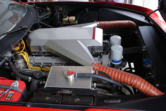 Ferrari 365 GTB-4 Daytona Competizione - by Alidarnic (Modena Trackdays 2009)