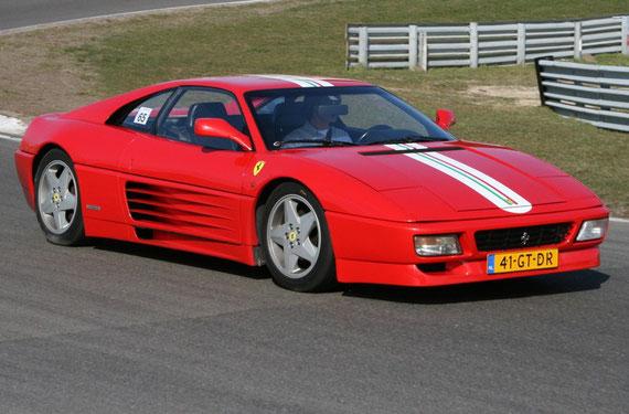 Ferrari 348 tb - by AliDarNic