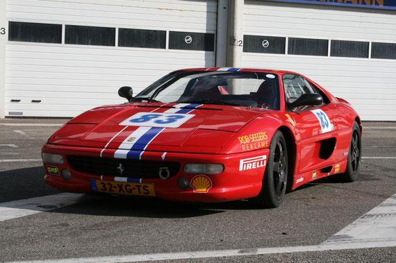 Ferrari F355 Challenge - by Alidanic