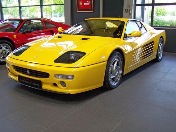 Ferrari F512 M - by Alidarnic