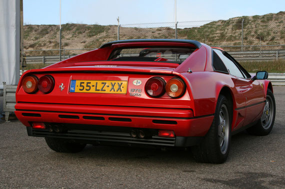 Ferrari 208 GTS Turbo - by Alidarnic