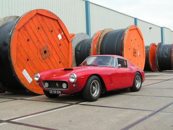 Ferrari 250 GT SWB Berlinetta -by AliDarNic