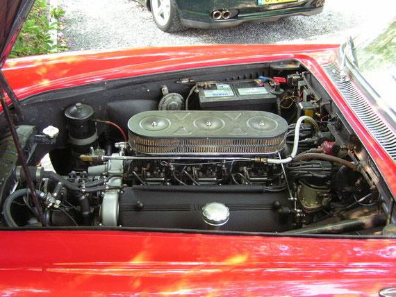 Ferrari 250 GTE 2+2 - by Alidarnic