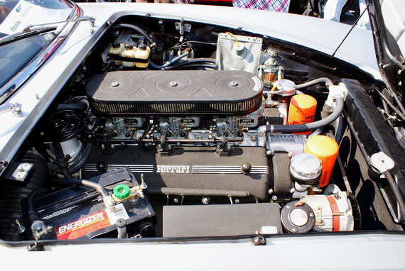Ferrari 275 GTS - by Alidarnic