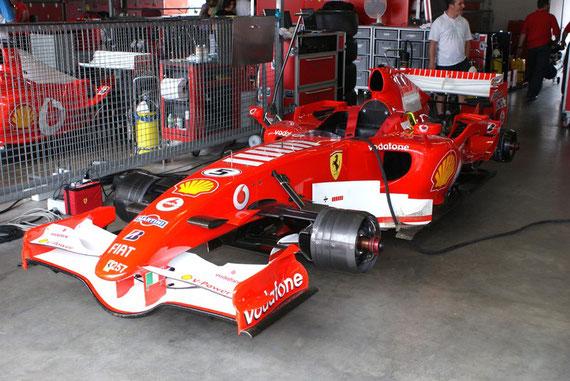 Ferrari 248 '06 - by Alidarnic (Modena Trackdays 2009)