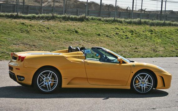 Ferrari F430 Spyder - by Alidarnic