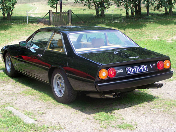 Ferrari 400i Automatic - by Alidarnic
