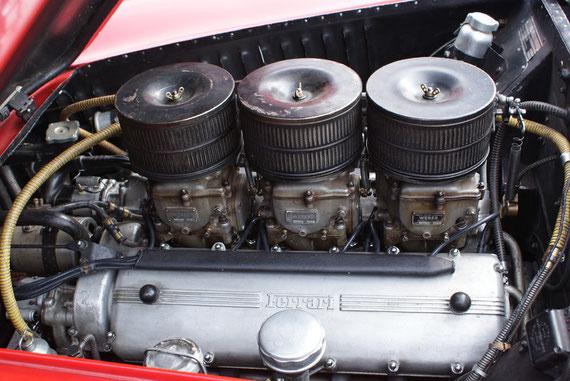 Ferrari 166 MM Touring Barchetta - by Alidarnic (Modena Trackdays 2009)