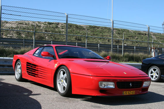 Ferrari 512 TR - by Alidarnic
