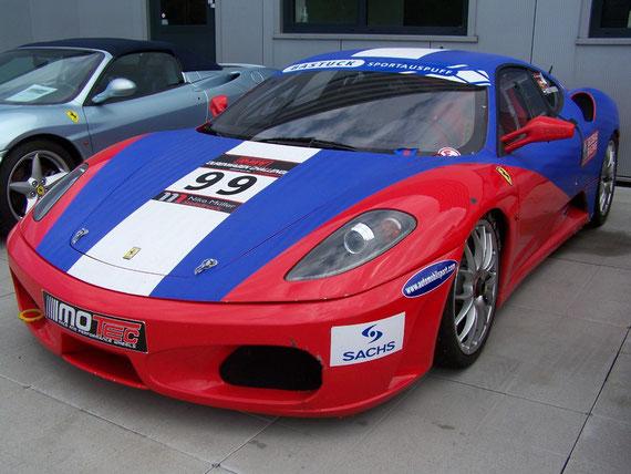 Ferrari F430 Challenge - by Alidarnic