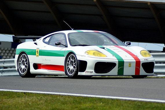 Ferrari 360 GTC - by AliDarNic