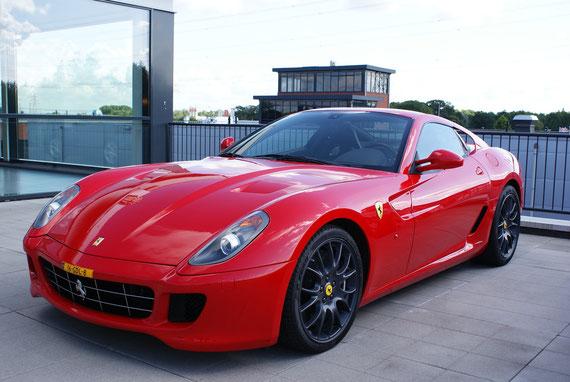 Ferrari 599 GTB Fiorano - by AliDarNic