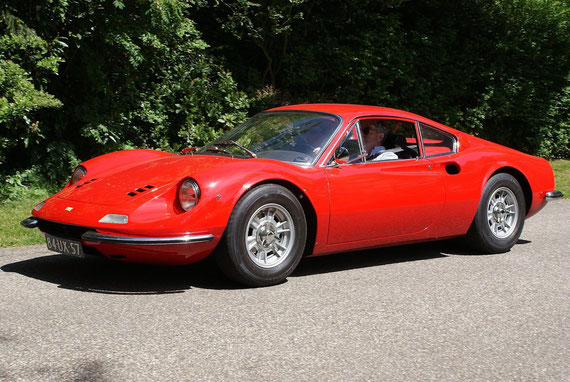 Ferrari 246 Dino GT - by AliDarNic