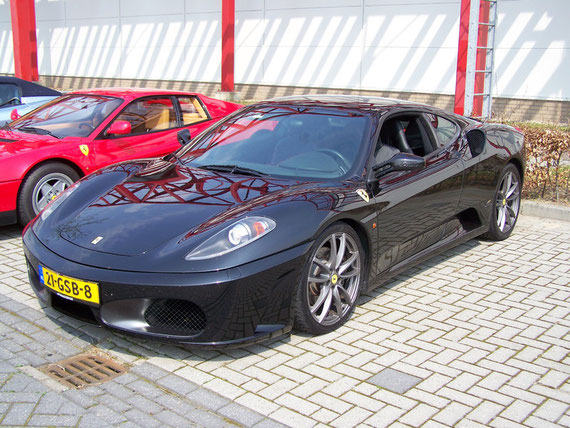 Ferrari F430 - by Alidarnic