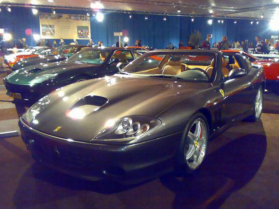 Ferrari Superamerica - by Alidarnic