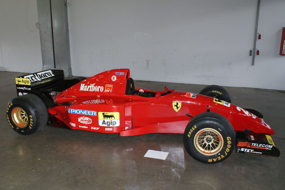 Ferrari 412 T2 '95 - by Alidarnic (Modena Trackdays 2009)