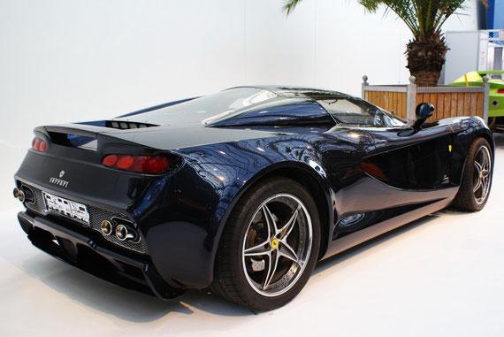 "Sbarro LO ""Ferrari"" - by AliDarNic @ Motorshow Essen 2009"