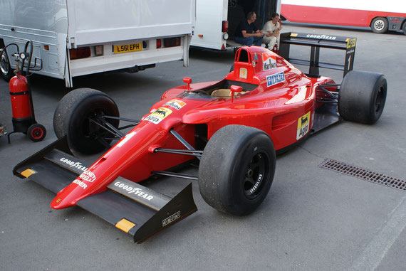 Ferrari F1 1990 - 641 - AliDarNic Ferrari ...