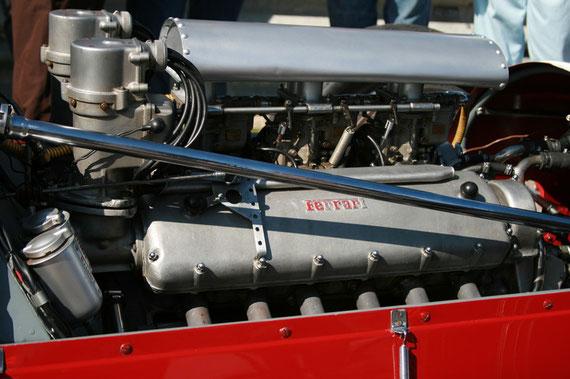 "Ferrari 166 / 212 ""1951"" - by Alidarnic"