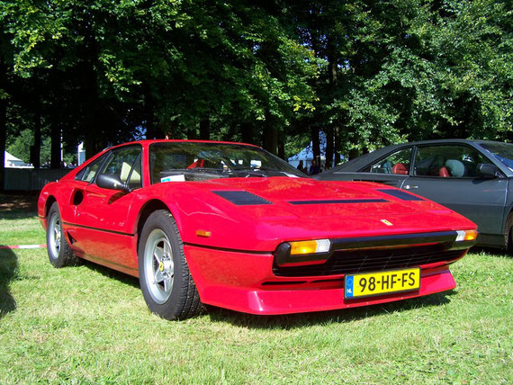 Ferrari 208 GTB Turbo -by AliDarNic