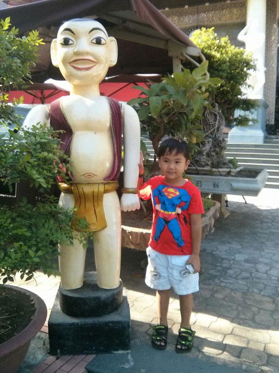 Wasserpuppentheater Nha Trang