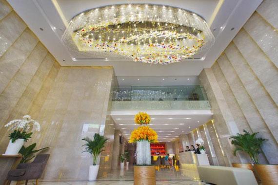 Hotel Rosaka Lobby