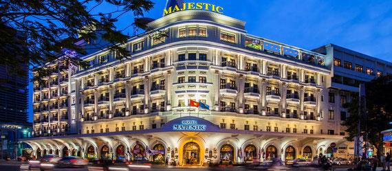 Hotel Majestic Saugon